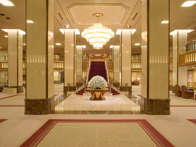 帝国ホテル 120余年にわたり国内外のお客様をお迎えしています