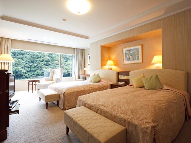湯本富士屋ホテル レインボープラザスイートルーム。特別な一日にぜひ