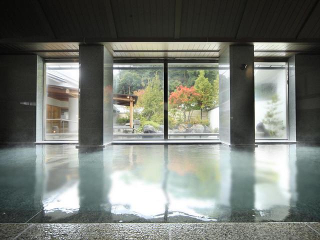 美ヶ原温泉 翔峰 大浴場 内湯