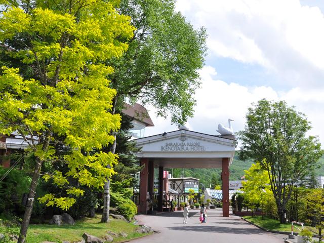 白樺リゾート池の平ホテル 遊びにくつろぎに楽しみ方自由の高原リゾート