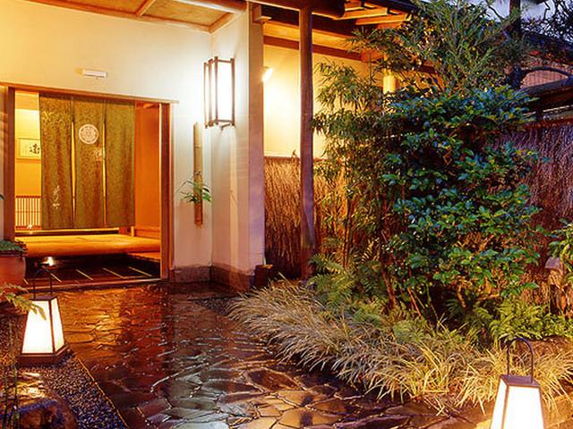 割烹旅館 新叶 伊豆長岡に安らぎの宿あり。
