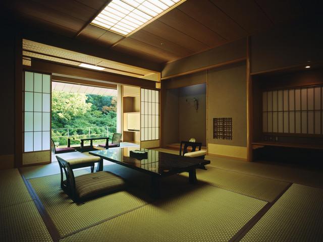 宙 ・ SORA 渡月荘金龍 客室一例