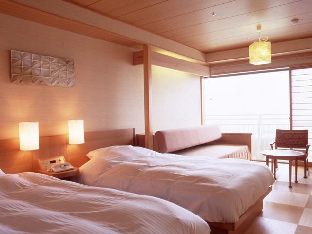 ホテルナガシマ 客室例