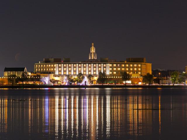 ロイヤルオークホテル スパ&ガーデンズ 琵琶湖のほとりに佇む心癒されるガーデンホテル