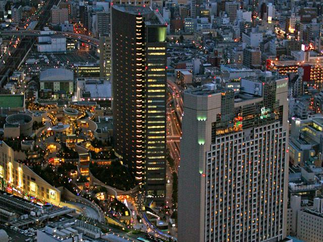 スイスホテル南海大阪 大阪で最も活気あふれる難波に位置するホテル