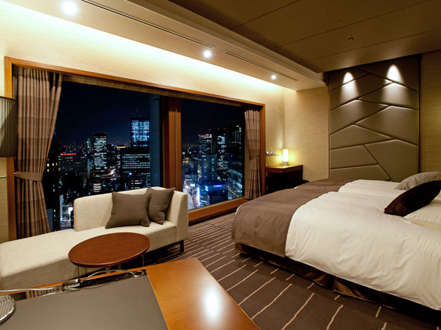 ホテルグランヴィア大阪 グランヴィアフロアの「グランヴィアツイン」