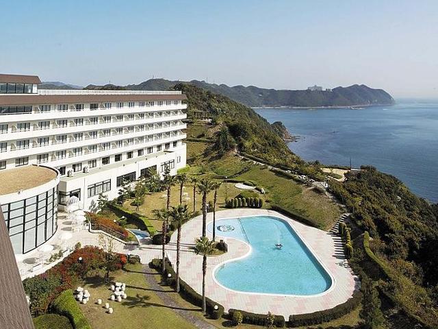 ホテル&リゾーツ 南淡路(旧:南淡路ロイヤルホテル) 淡路島の最南端、海を望むロケーションは最高です