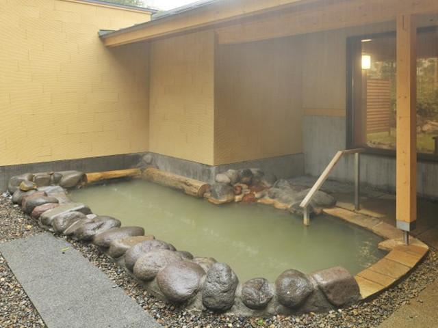 森の旅亭びえい 「杖忘れの湯」とも呼ばれる白金の湯をご堪能ください