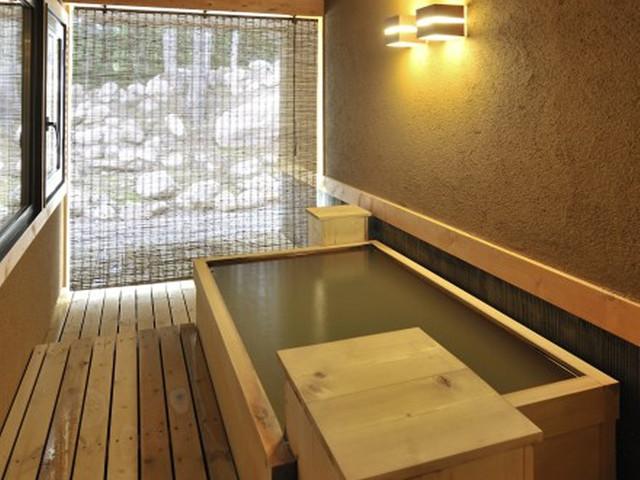 露天 北海道 客室 風呂