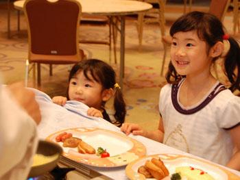 集まれキッズ朝食ブッフェ(※写真はイメージ)