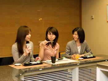 女性限定のメニューが楽しめる「高輪 七軒茶屋」