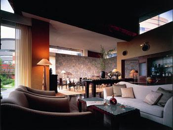 クラブフロアにご宿泊のお客様のための専用ラウンジ