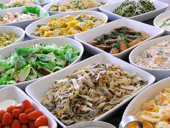 「ワールドキッチン」料理イメージ