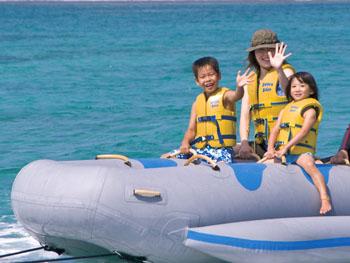 気軽に楽しめるドラゴンボート