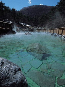 西の河原露天風呂(群馬県)