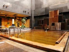 すすきの天然温泉 湯香郷(北海道)