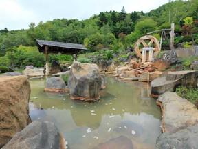 豊平峡温泉(北海道)