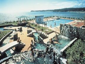 勝浦ホテル三日月 スパドームアクアパレス(千葉県)