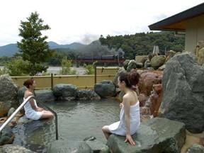 川根温泉ふれあいの泉(静岡県)