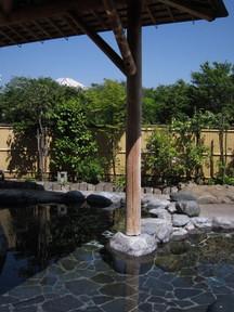 天然温泉 気楽坊(静岡県)