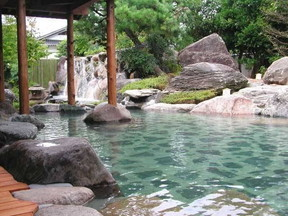 三朝館(鳥取県)