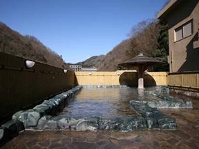 湯原国際観光ホテル 菊之湯(岡山県)