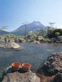 山のホテル夢想園(大分県)