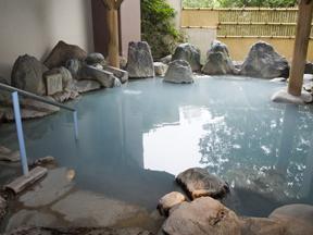ホテル櫻井 露天風呂