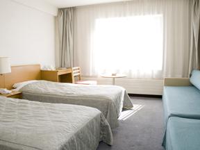万座高原ホテル 家族旅行にぴったりな使いやすいサイズ