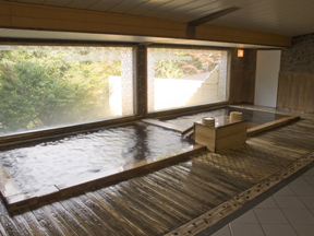鬼怒川パークホテルズ 古代檜風呂