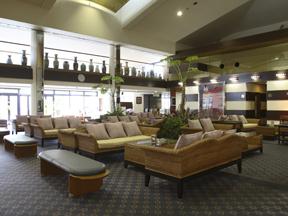 ホテルサンバレー那須 オリエンタルガーデンには、景徳鎮の素晴らしい陶器がズラリと並んでいる