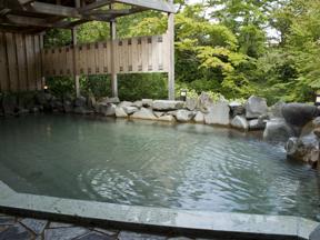 あかん鶴雅別荘鄙の座 石室の湯「銀の雫」