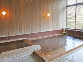 箱根水明荘 ゆったり骨休めに古代檜風呂に入る