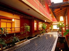 花の温泉ホテル 吟松