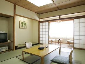 大江戸温泉物語 松島温泉 ホテル壮観 落ち着いた和の空間で松島の海を臨む