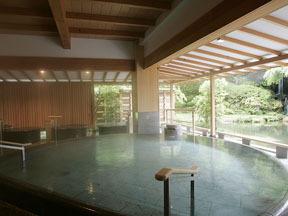 ホテルニュー水戸屋 薬師の湯「水心鏡」満月風呂