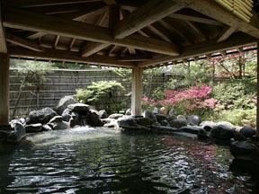 岩沼屋 「神嘗の湯」庭園露天風呂