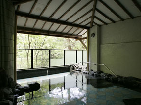 秋保グランドホテル 本館「梵天の湯」外湯
