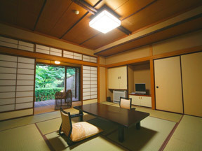 吉田屋山王閣 高級感あふれる客室