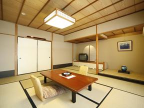 加賀観光ホテル 主宿泊棟「ゆらら館」の標準客室