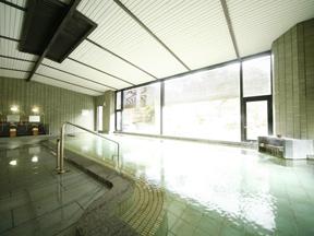 気兼ねなく、心地よく、あわら温泉 ホテル八木 「殿の湯」大浴殿