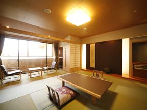 清風荘(あわら温泉) リゾートフルな時間が流れる極上の客室