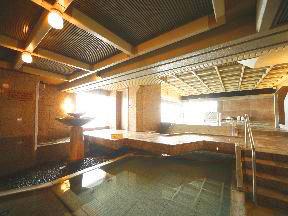 加賀屋 大浴場