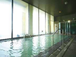 湯の川プリンスホテル渚亭 男性大浴場「浦島」大浴場