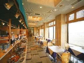 湯の川プリンスホテル渚亭 ビュッフェ「渚」