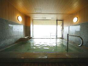 割烹旅館若松 望洋浴殿「月のゆ」大浴場