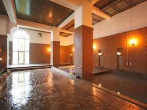 ホテル大雪 男性用「チニタの湯」(大浴場)