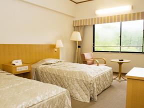 草津ナウリゾートホテル 使いやすいスタンダードタイプは、高原リゾートの定番