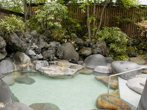 草津温泉ホテルリゾート 福の湯 露天風呂