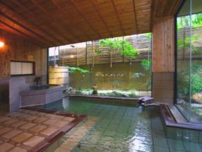 緑翠亭景水